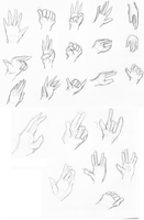 30 Second Exercise - Hands by RynnLight