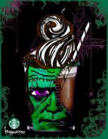 The Frankuccino by Sheila-D-Tillery