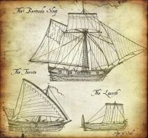 Age of Sail I by CdreJohnPaulJones