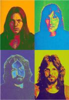The Pink Floyd by VanDiemen