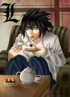 Death Note: L by angelbelievers