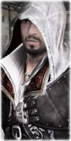 AssassinsCreedII Ezio by LadyAnnett