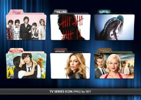 TV Series Icon pack 5 by siaky001