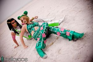 Diver Down by CosplayCousins