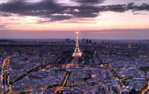 Paris HDR by Rachpushkaniev