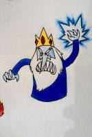 Ice king by Yojama