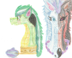 Colores by DRAGONAHSFOREVER