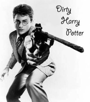 Dirty Harry... Potter by CentauriTiger