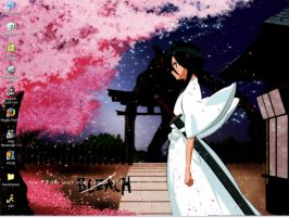 Kuchiki Rukia by LizzardGizzard