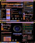 Star Trek LCARS visual style for Windows 7 by GTJLCARS