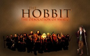 The Hobbit: The desolation of Smaug by mirabelle25