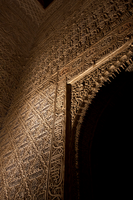 The Alhambra at night IV by Solrac1993