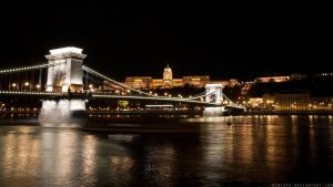 Budapest by night by mcbiofa