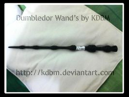 Albus Dumbledor Wands- Sauco By KDBM by KDBM