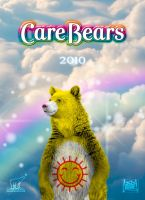 Care Bears Movie Poster by Imaginashawn