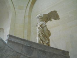 Winged Victory of Samonthrace by DisneyFan-01