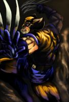 the ultimate wolverine by trunkssss