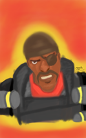 Team Fortress 2 Demoman by Megalomaniacaly