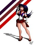 Sailor Mars by Chansey123