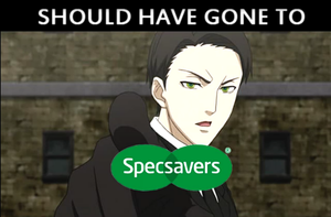 William Should Have Gone to Specsavers 2 by KatsuNoJutsu95