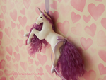 Unicorn Sculpt by mychemforever