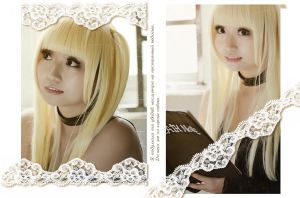 Death Note Misa Amane by kirawinter