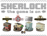 Locations by SherlockTheGame