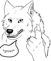 M-about werewolves-lineart by Zire9