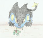 Day 3, Favourite Electric type: Luxray by SAMEJ-Adoptables