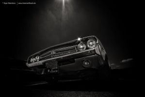 The mighty Dodge by AmericanMuscle