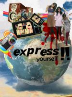 exspress yourself guys ... by dindaokeeh