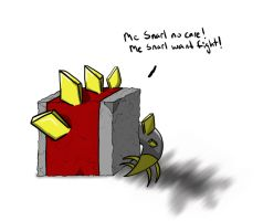G1 Snarl Cube by Shirobutterfly