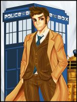 Dr Who by dreamwatcher7