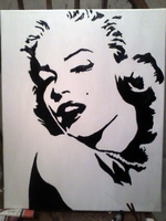 Marilyn Monroe 2 by sunsetheartz