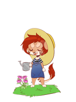 AnimalCrossing New Leaf by Crazy-Corners