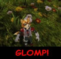 GLOMP by NekoKittyKitsune