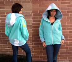 Lyra Heartstrings Hoodie by Lisa-Lou-Who