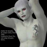 Gothie For Seraphy by ibr-remote