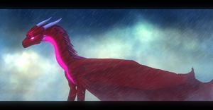 Only The Winds ~ Speedpainting by Enigmatic-Ki