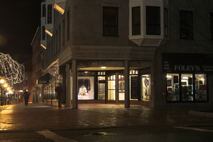 Portland at Night 1 by Easy506Pir
