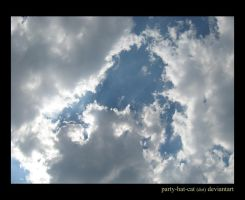 New Clouds 002 by Party-Hat-Cat