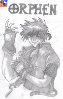 Orphen by PharoahArch