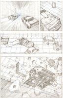 Car Chase page 2 by JoeOiii
