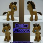 Doctor Whooves by AnimeAmy