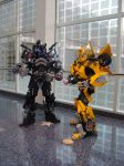 AX11 Day 1 Transformer 5 by hikaridemon