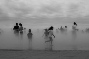 Kids in the Mist by alexephoto