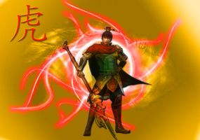 Sun Ce by Nailyon