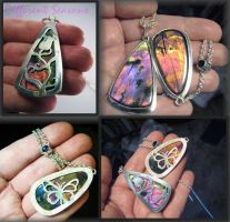 Reversible Pendants by jessa1155