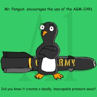 Armory Penguins' Favorite by Raulboy