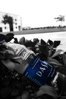 Don't litter a Dasani by Dinnerfortwo